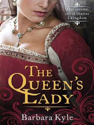 cover image of The Queen's Lady