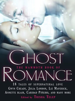 cover image of The Mammoth Book of Ghost Romance
