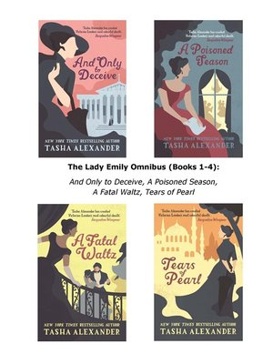 cover image of The Lady Emily Omnibus (Books 1-4)