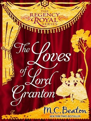 cover image of The Loves of Lord Granton