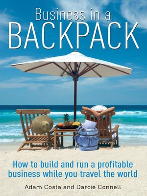 cover image of Business in a Backpack