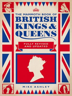 cover image of The Mammoth Book of British Kings and Queens