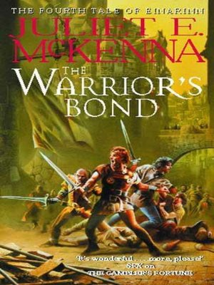 cover image of The Warrior's Bond