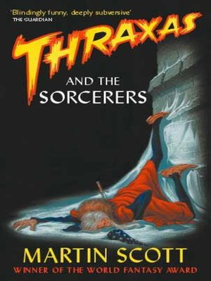 cover image of Thraxas and the Sorcerers