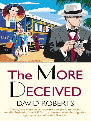 cover image of The More Deceived