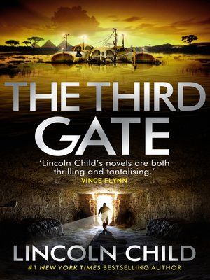 cover image of The Third Gate