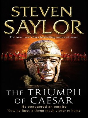 cover image of The Triumph of Caesar