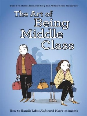cover image of The Art of Being Middle Class
