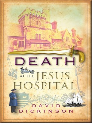 cover image of Death at the Jesus Hospital