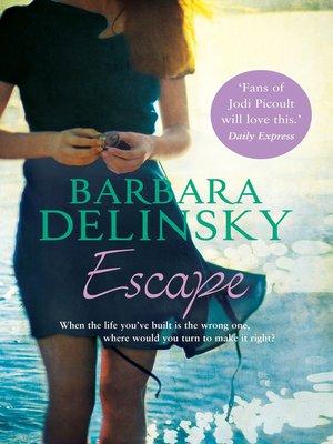 cover image of Escape