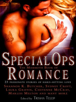 cover image of The Mammoth Book of Special Ops Romance