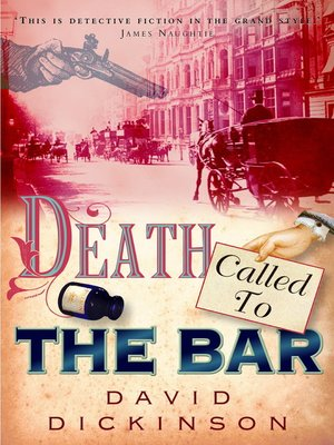 cover image of Death Called to the Bar