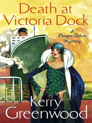 cover image of Death at Victoria Dock