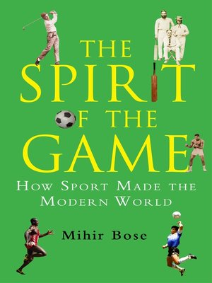 cover image of The Spirit of the Game