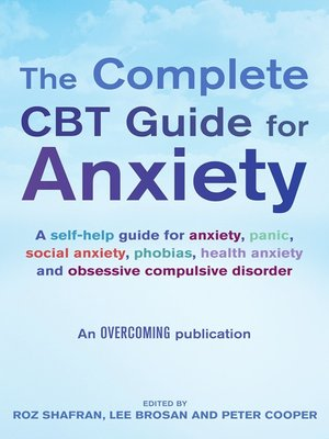 cover image of The Complete CBT Guide for Anxiety
