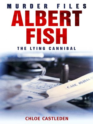 cover image of Albert Fish