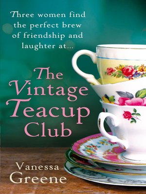 cover image of The Vintage Teacup Club
