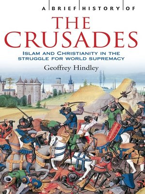 cover image of A Brief History of the Crusades