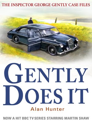 cover image of Gently Does It