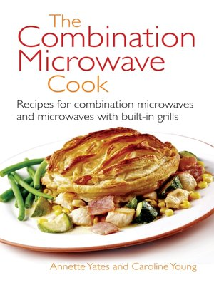 cover image of The Combination Microwave Cook