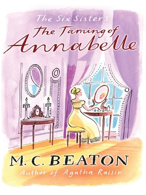 cover image of The Taming of Annabelle