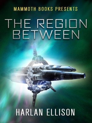 cover image of Mammoth Books presents the Region Between