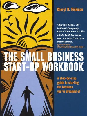 cover image of The Small Business Start-up Workbook