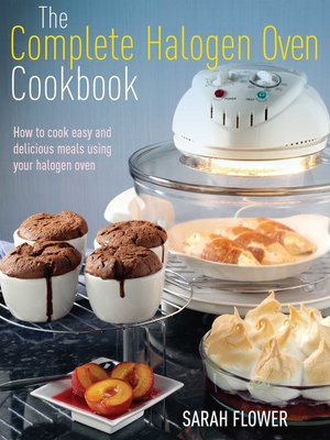 cover image of The Complete Halogen Oven Cookbook