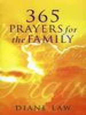 cover image of 365 Prayers for the Family