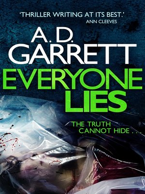 cover image of Everyone Lies