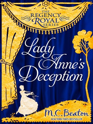 cover image of Lady Anne's Deception