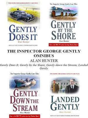 cover image of The Inspector George Gently Omnibus