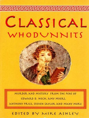 cover image of The Mammoth Book of Classical Whodunnits