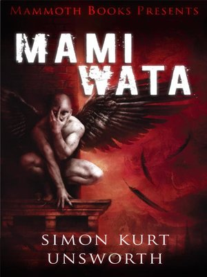 cover image of Mammoth Books Presents Mami Wata