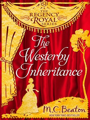 cover image of The Westerby Inheritance