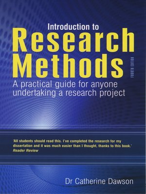 cover image of Introduction to Research Methods