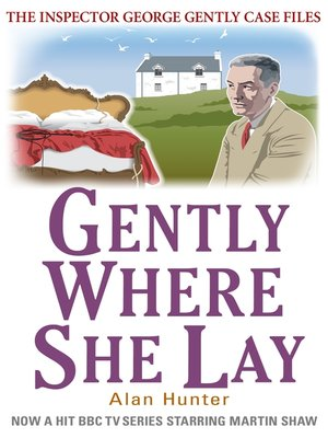 cover image of Gently Where She Lay