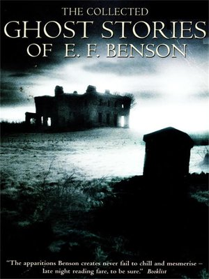 cover image of Collected Ghost Stories of E. F. Benson
