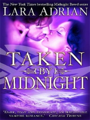 cover image of Taken by Midnight