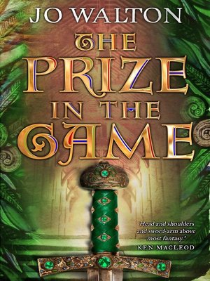 cover image of The Prize in the Game