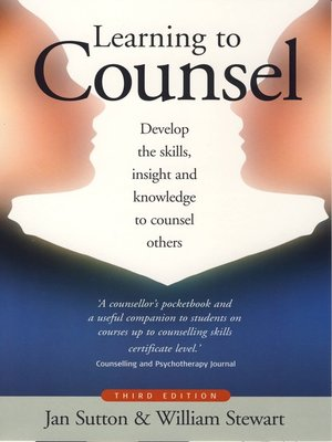 cover image of Learning to Counsel