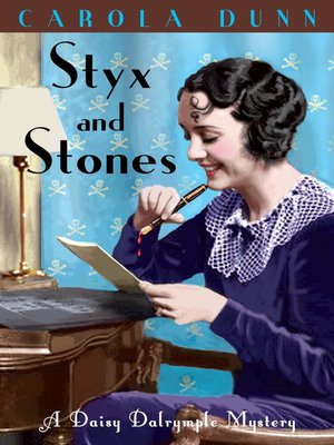 cover image of Styx and Stones
