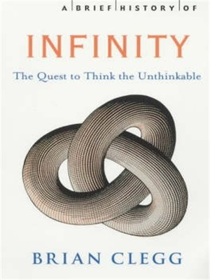 cover image of A Brief History of Infinity