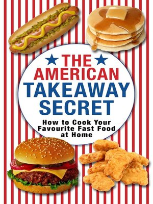 cover image of The American Takeaway Secret