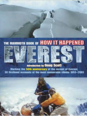 cover image of The Mammoth Book of How it Happened