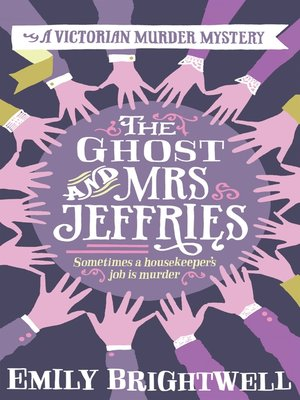 cover image of The Ghost and Mrs Jeffries