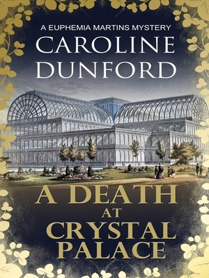 cover image of A Death at Crystal Palace