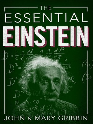 cover image of The Essential Einstein