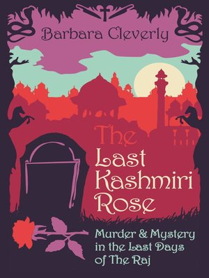 cover image of The Last Kashmiri Rose