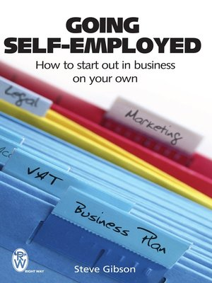 cover image of Going Self-Employed